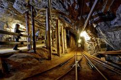 Mines de sel de Bex