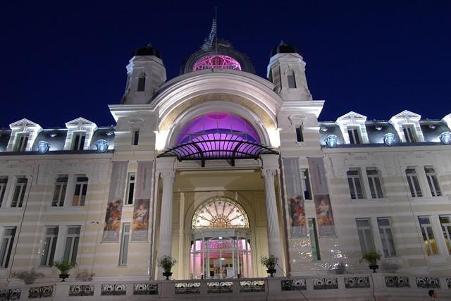 Evian Palais Lumière