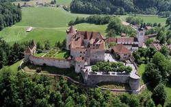 Le Château de Gruyères