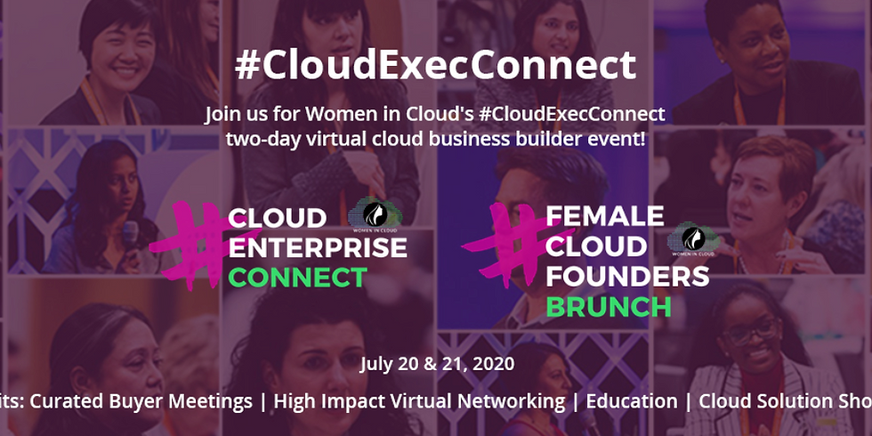 #CloudEnterpriseConnect
