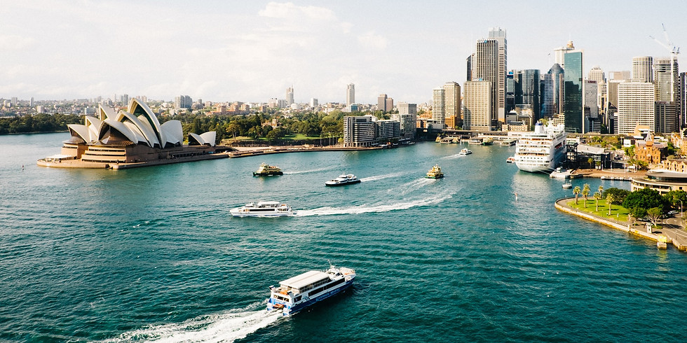 Smart Cities Week - Sydney, Australia