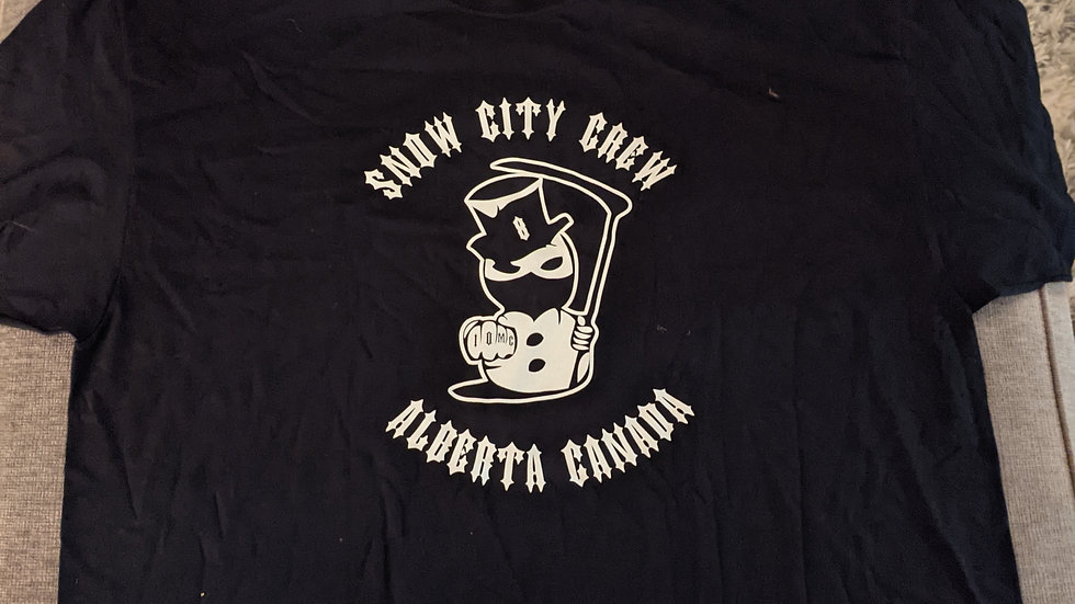 Original Snow City Crew Design!!!