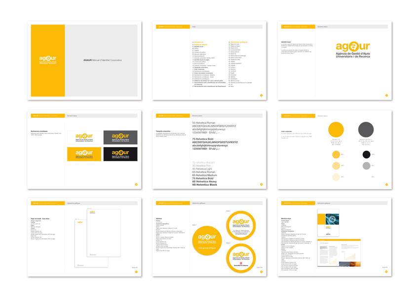 Manual corporativo de imagen de empresa