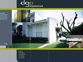 disseny de web per arquitectura
