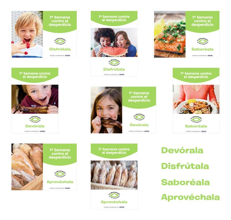 campaña contra el desperdicio alimentario Montse Gomis