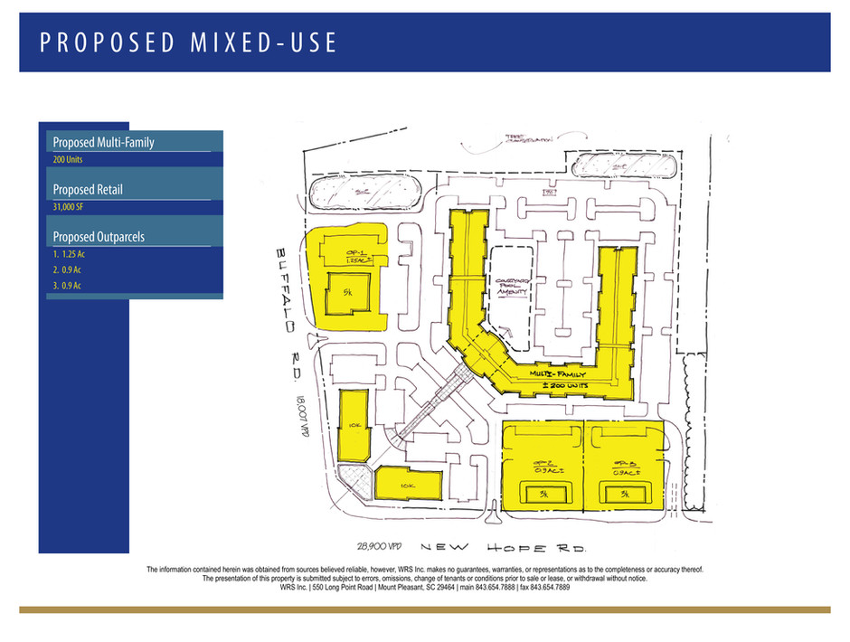 PROPOSED MIXED-USE