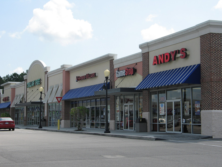 SHOPPES AT WESTGATE