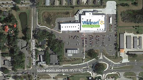 DeLand, FL (Marylois Plaza) - Birds Eye.