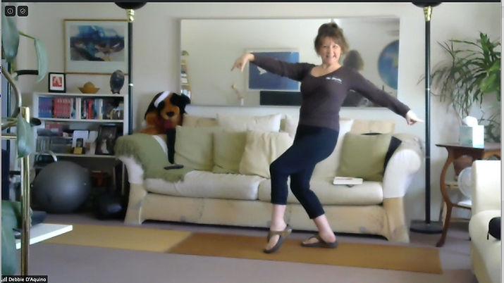 Debbie Zoom Screen Shot 2020-05-16 at 1.