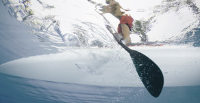 Surf Yoga Keeps your attention & core working