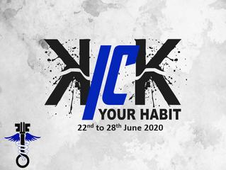 Kick Your Habit!