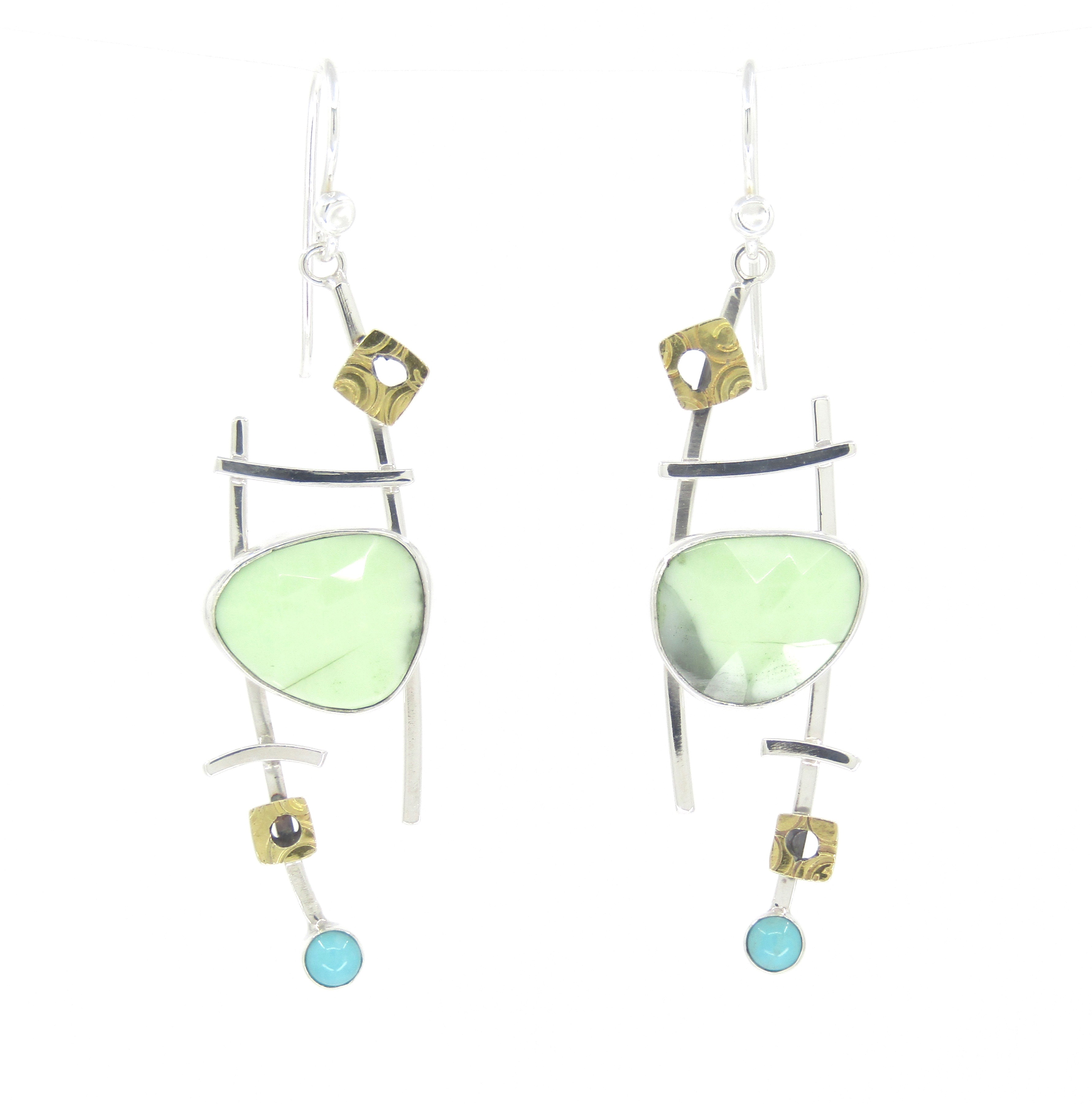 Spring Sky Earrings