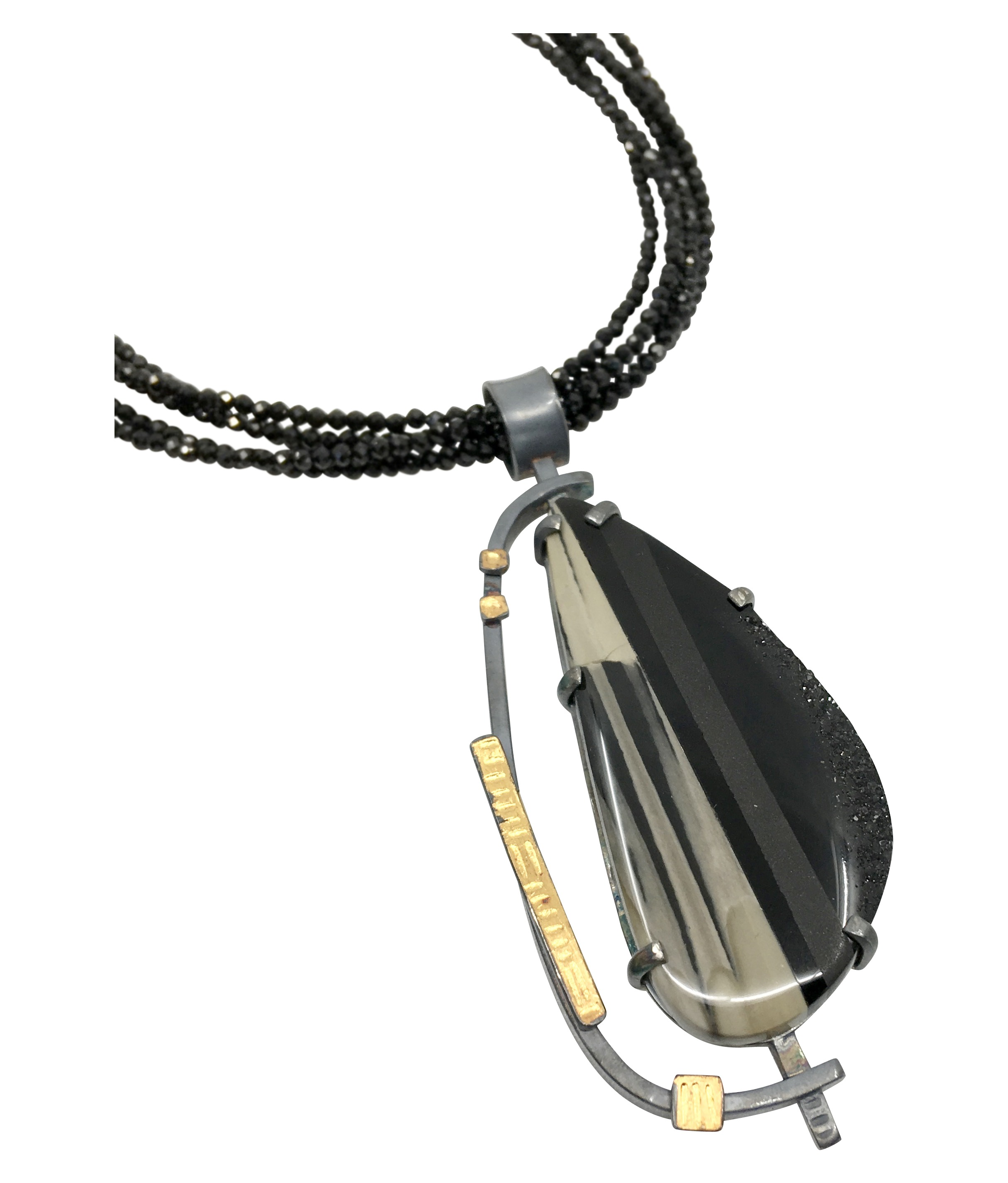 Intrasia Necklace