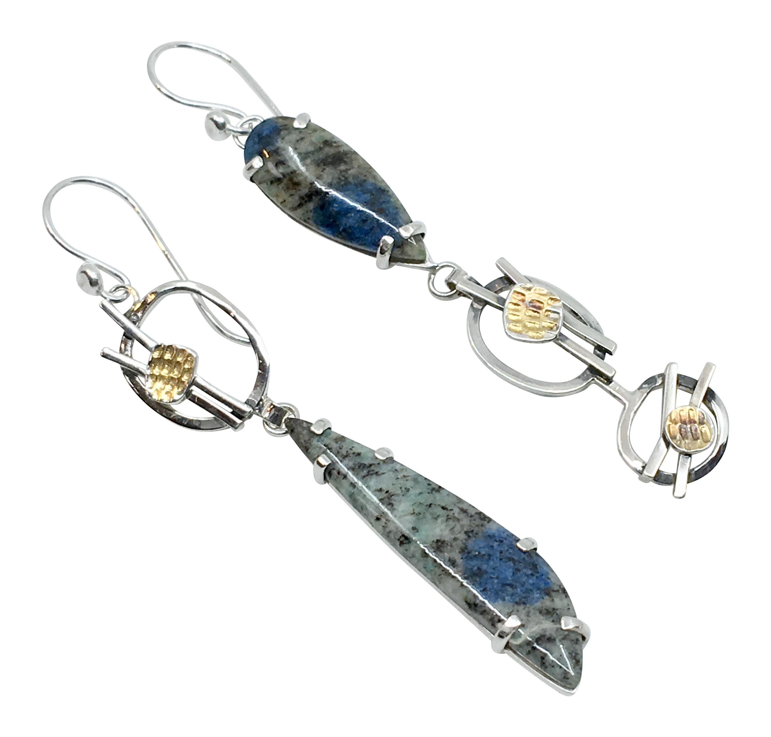 K2 Jasper Earrings