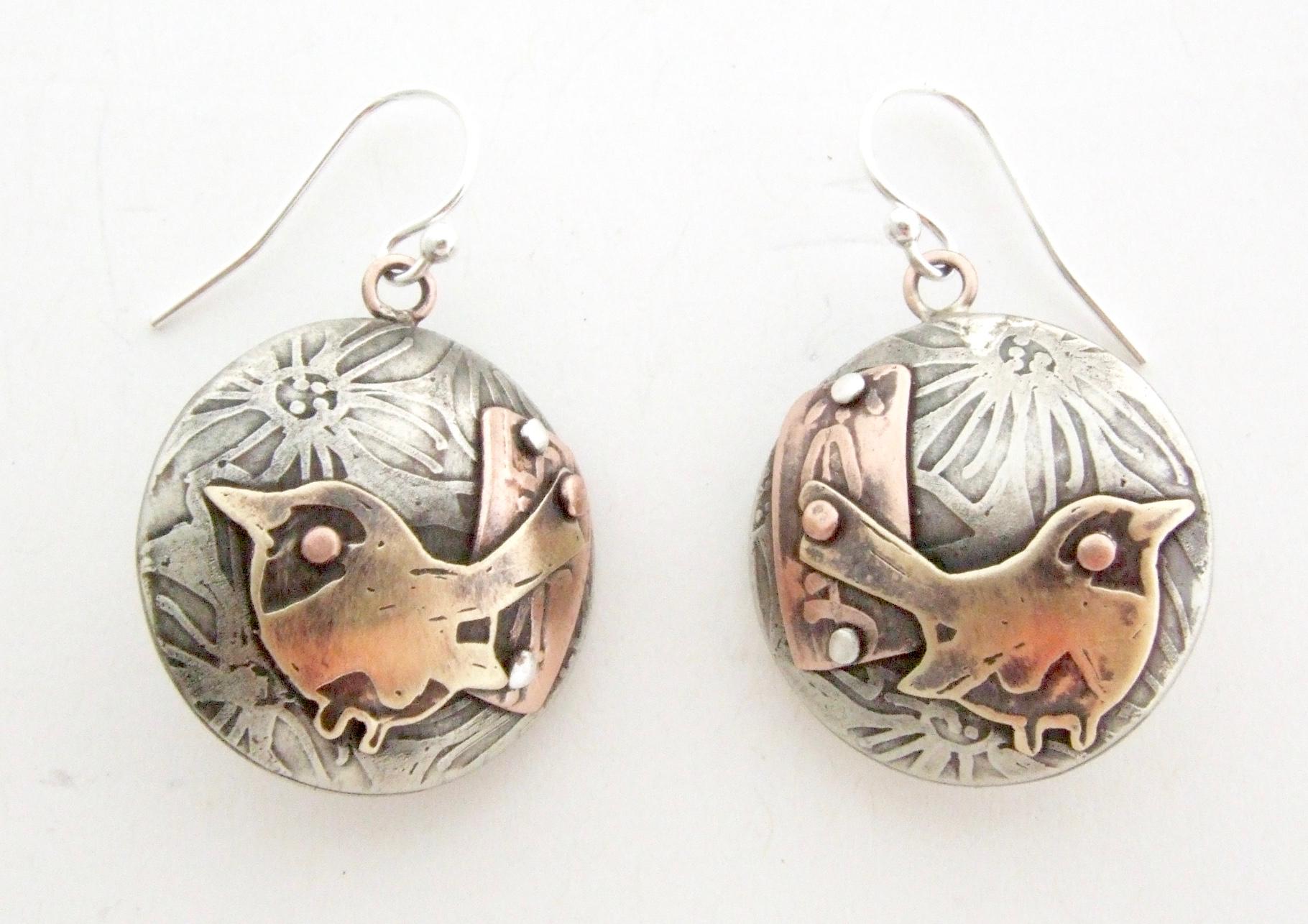 Sazai Earrings