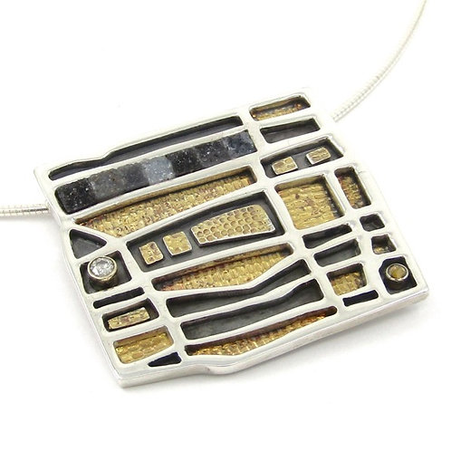 Windows Pendant/Brooch