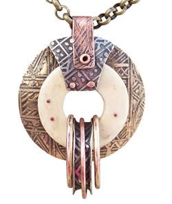 Five Rings Pendant