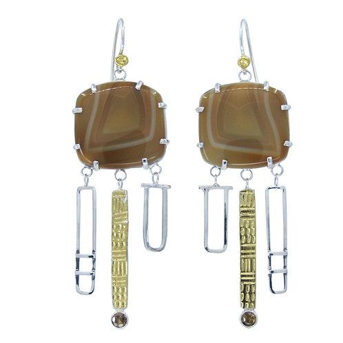 Caramel Earrings