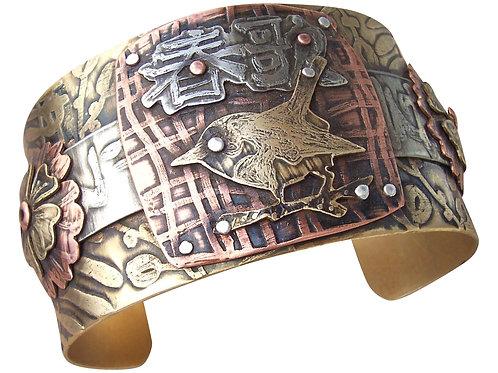 Sazai - Japanese Wren Bracelet