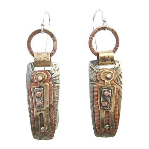 Ancient Ones Earrings