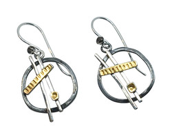 SM Circle Earrings