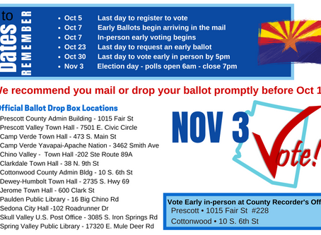 Vote Security in Yavapai County