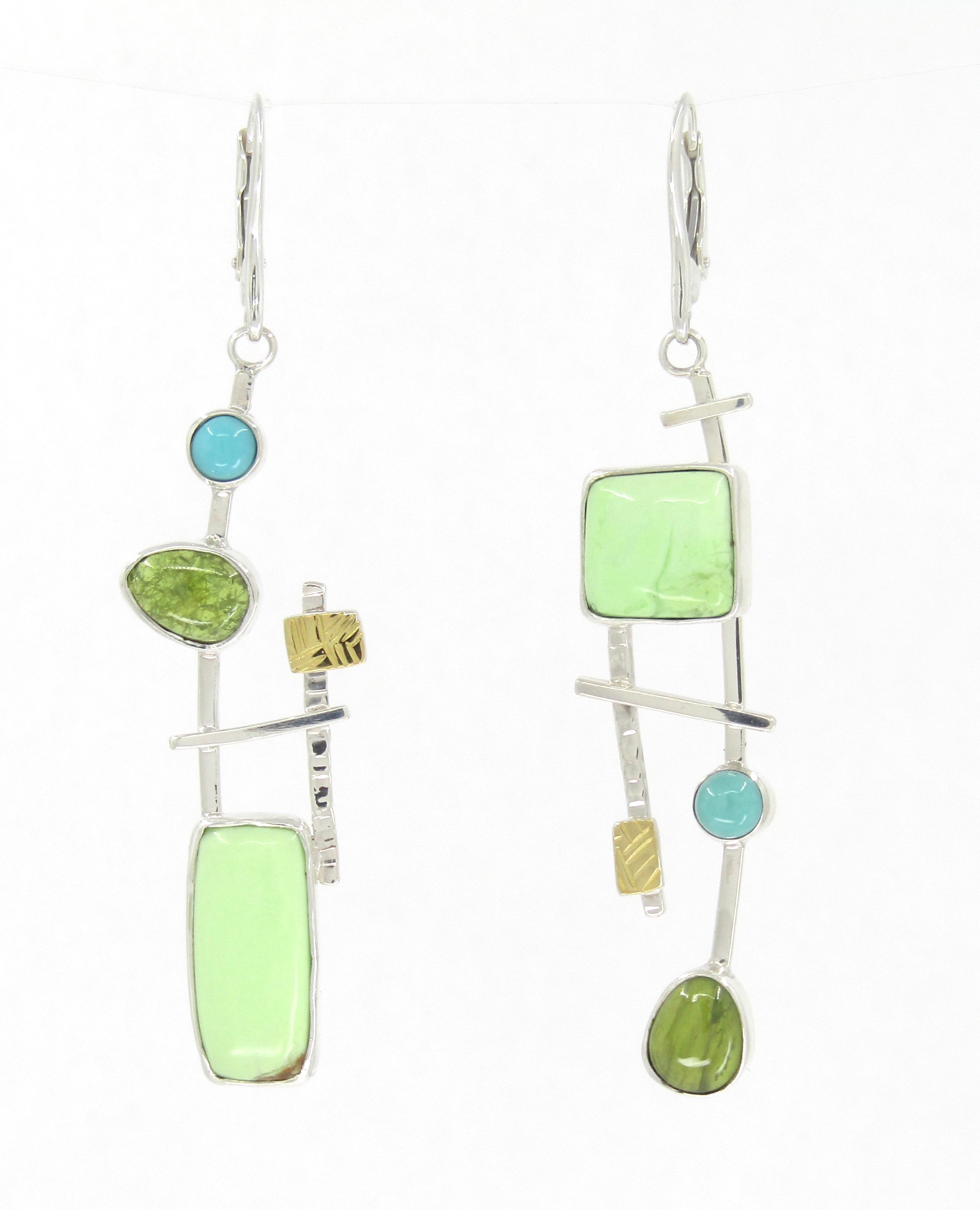 Citron Drop Earrings