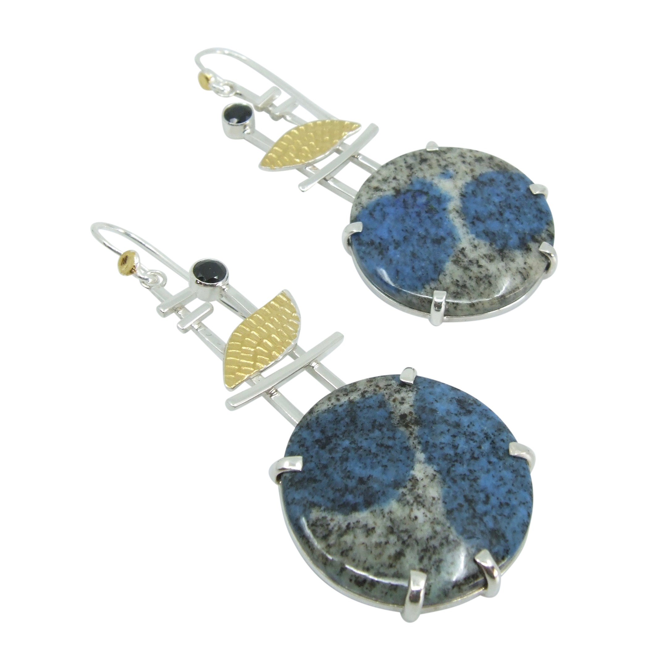 K2 Jasper Earrings