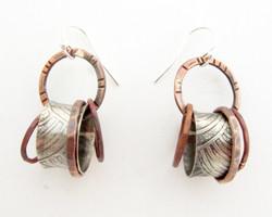 Five Rings Earrings