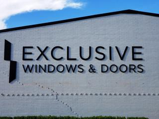 EXCLUSIVE WINDOWS & DOORS