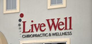 LIVE WELL Chiropractic & Wellness