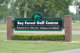 BAY FOREST GOLF COURSE - LaPorte, TX