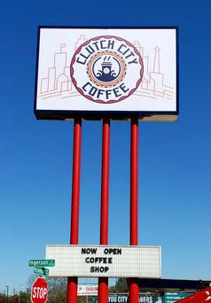 CLUTCH CITY COFFEE