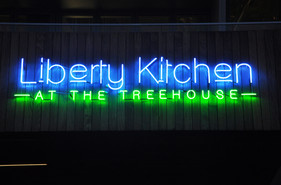 LIBERTY KITCHEN at the Treehouse