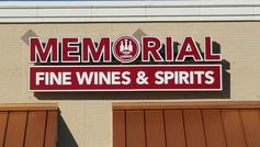 MEMORIAL FINE WINES & SPIRITS