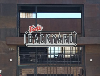 FRANK'S BACKYARD