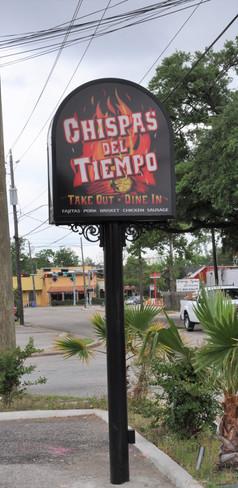 CHISPAS DEL TIEMPO