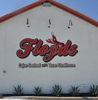 FLOYD'S CAJUN SEAFOOD - Pearland, TX
