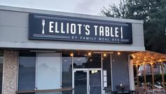 ELLIOT'S TABLE