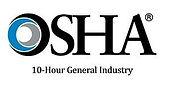 OSHA 10-Hour General Industry certificate badge