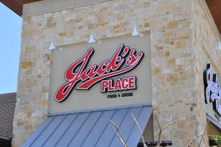 JACK'S PLACE - Dallas, TX