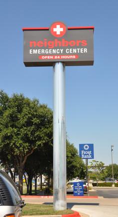 NEIGHBORS EMERGENCY CENTER - Lakeline, TX