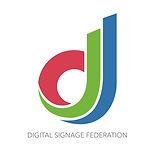 Digital Signage Federation logo.