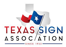 Texas Sign Association logo