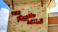 THE RUSTIC MILE - Katy, TX