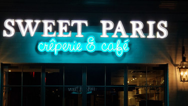 SWEET PARIS Creperie & Cafe - College Station, TX