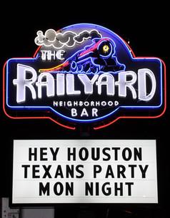 THE RAILYARD Neighborhood Bar