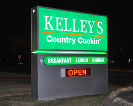 KELLEY'S COUNTRY COOKIN' - Meadows Place