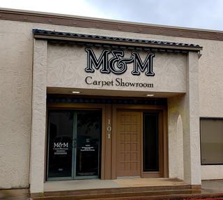 M&M CARPET SHOWROOM