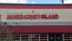 JAMES CONEY ISLAND ~ JCI GRILL
